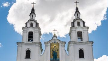 Молебен за Беларусь