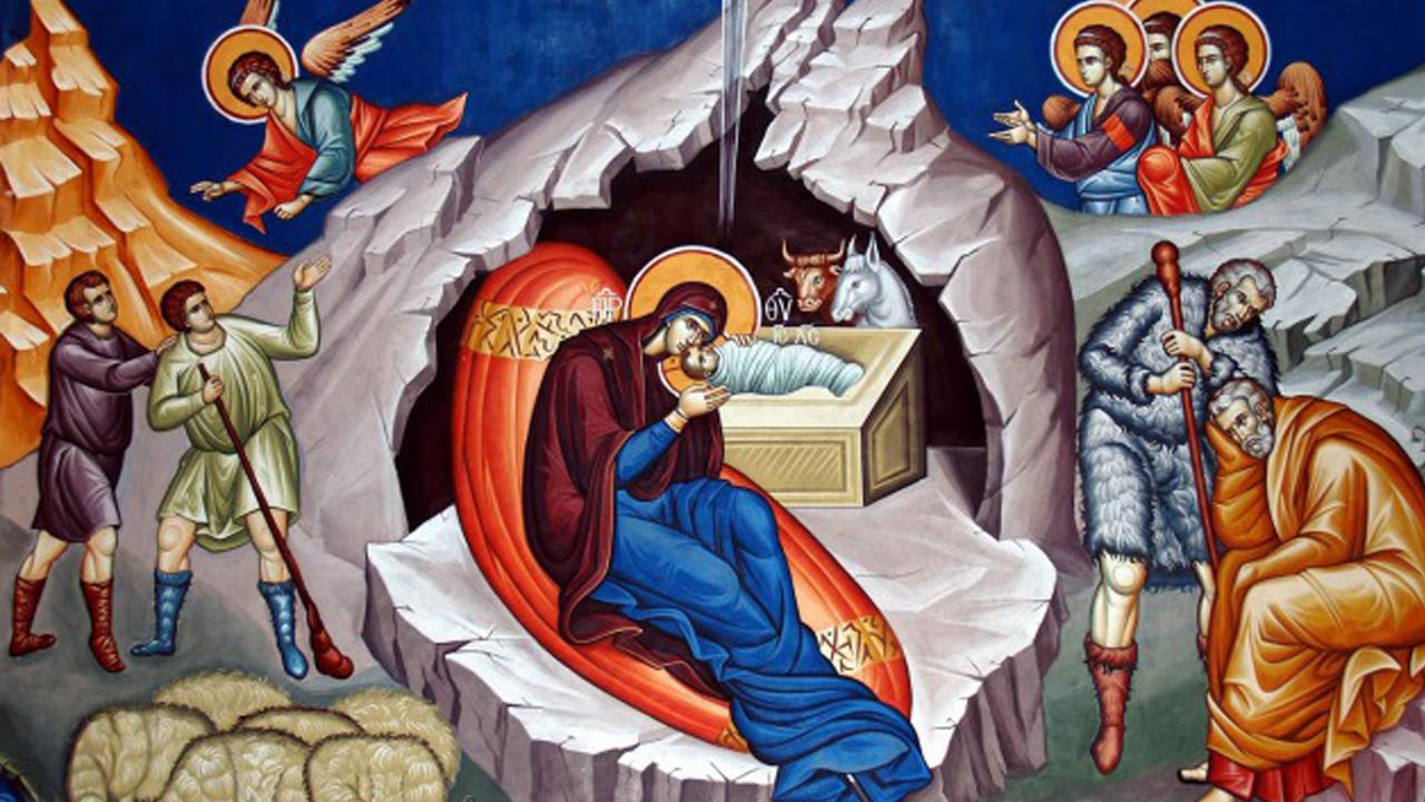 Рождественское послание Митрополита