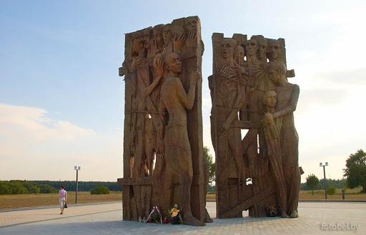 Мемориал Тростенец (лагерь смерти под Минском)