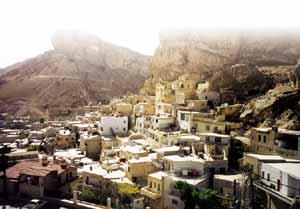 Дамаск. Современный вид.